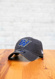 Grand Valley State Lakers New Era Core Classic 9TWENTY Adjustable Hat - Grey