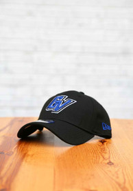 Grand Valley State Lakers New Era Team Classic 39THIRTY Flex Hat - Black