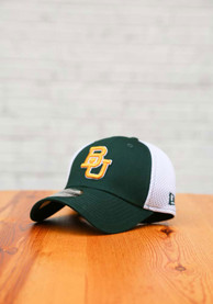 Baylor Bears New Era Team Neo 39THIRTY Flex Hat - Green