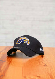 Kent State Golden Flashes New Era Team Classic 39THIRTY Flex Hat - Navy Blue