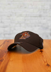 Lehigh University New Era The League 9FORTY Adjustable Hat - Brown