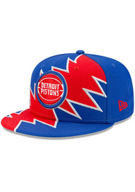 Detroit Pistons New Era ASG Tear 9FIFTY Snapback - Blue