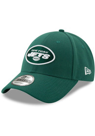 New York Jets New Era The League 9FORTY Adjustable Hat - Green