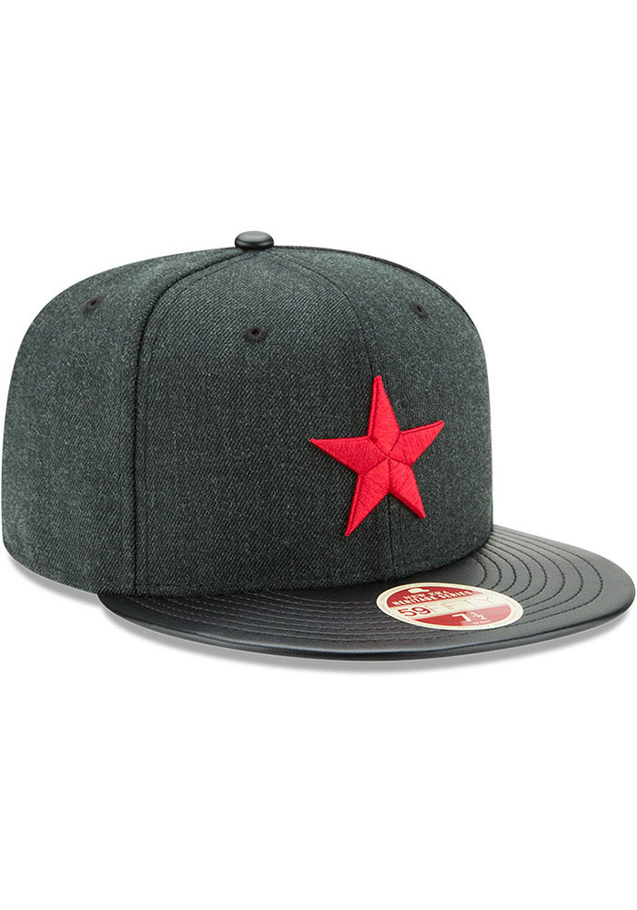 New Era Detroit Stars Mens Green Team Classical 59FIFTY Fitted Hat - Image 2