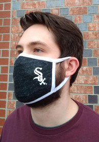 New Era Chicago White Sox Team Color Fan Mask - Black