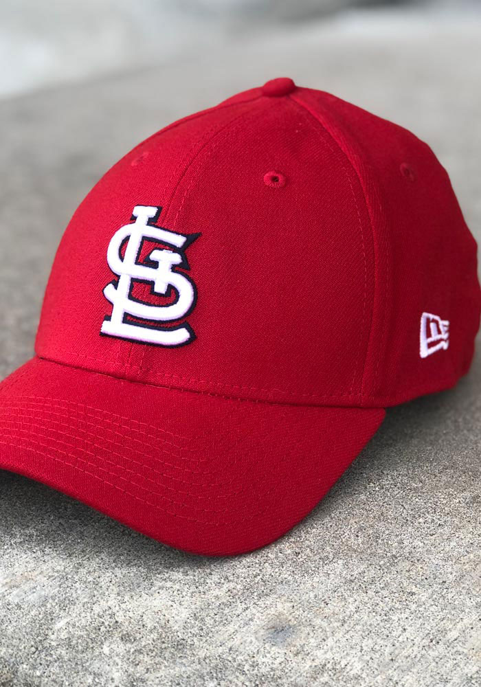 New Era St Louis Cardinals Mens Red Game Team Classic Flex Hat - Image 7
