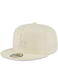 Los Angeles Dodgers New Era Color Pack 9FIFTY Snapback - White