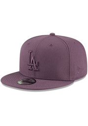 New Era Los Angeles Dodgers Purple Color Pack 9FIFTY Mens Snapback Hat