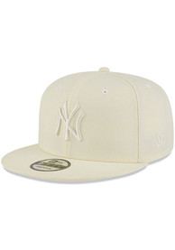 New York Yankees New Era Color Pack 9FIFTY Snapback - White