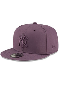 New York Yankees New Era Color Pack 9FIFTY Snapback - Purple
