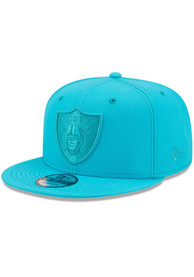 Las Vegas Raiders New Era Color Pack 9FIFTY Snapback - Blue