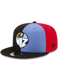 Sporting Kansas City New Era KC Wizards Retro Jersey 9FIFTY Snapback - Black