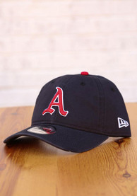 Kansas City Athletics New Era 920 KANATHCO 1955 Adjustable Hat - Navy Blue