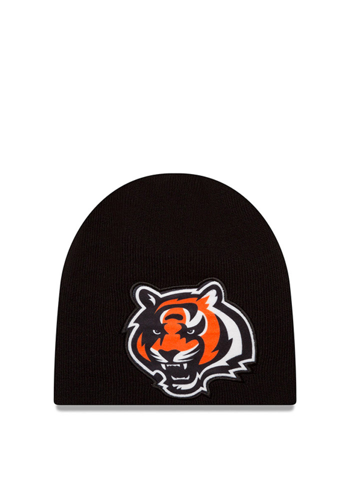 Cincinnati Bengals New Era Oversizer Knit - Black