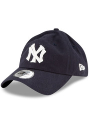 New Era New York Yankees Cooperstown Field of Dreams Game Casual Classic Adjustable Hat - Navy Blue