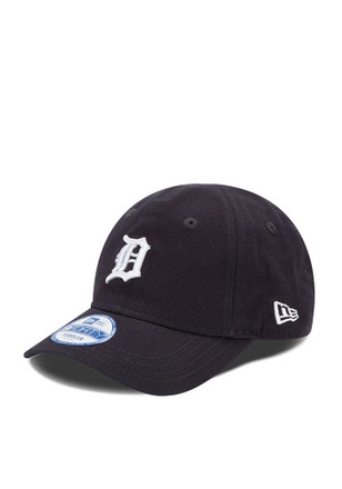 New Era Detroit Tigers Baby My 1st 9FORTY Adjustable Hat - Navy Blue 42b51fc314e