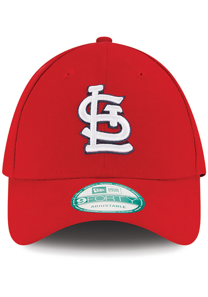 New Era St Louis Cardinals The League Adjustable Hat - Red - Image 3