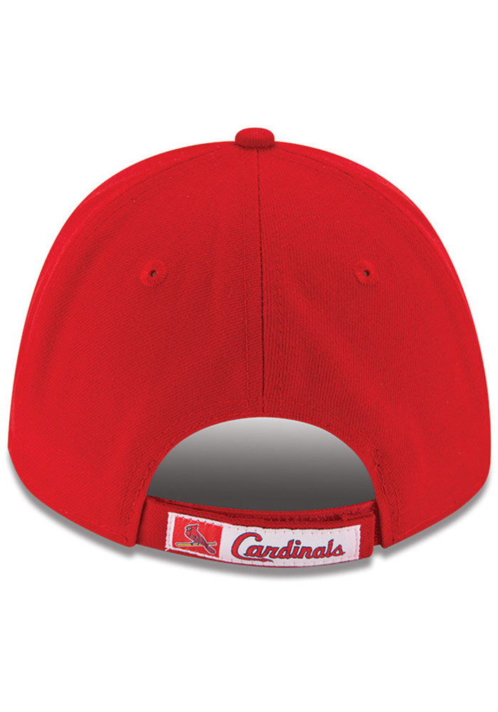 New Era St Louis Cardinals The League Adjustable Hat - Red - Image 4