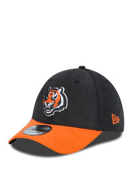 factory price 3ed1c 60722 New Era Cincinnati Bengals Black Change Up Classic Flex Hat