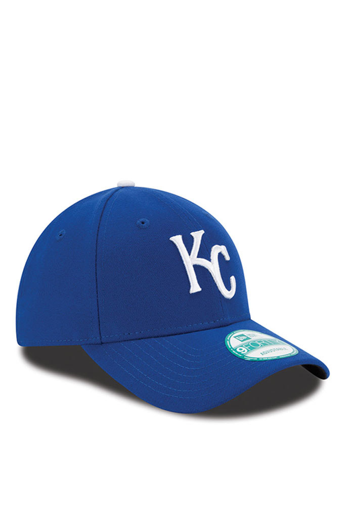Kansas City Royals Blue Jr The League Youth Adjustable Hat - Image 2