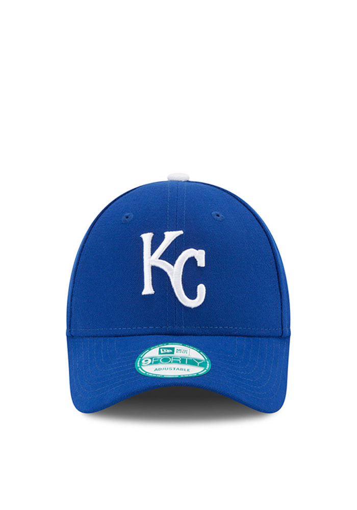 Kansas City Royals Blue Jr The League Youth Adjustable Hat - Image 3