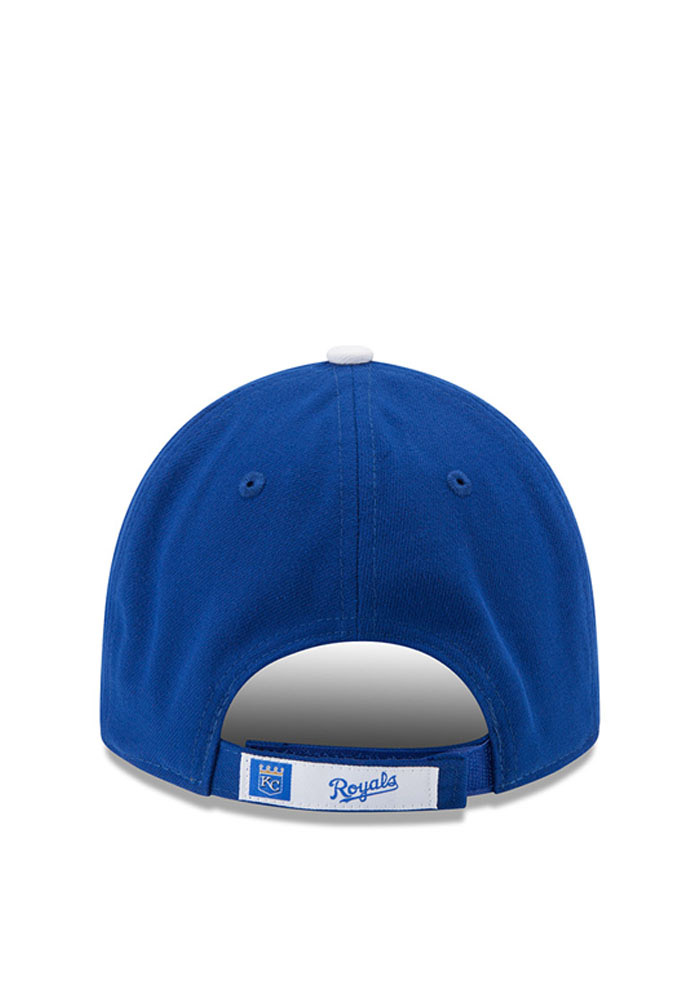 Kansas City Royals Blue Jr The League Youth Adjustable Hat - Image 4