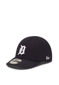 New Era Detroit Tigers Baby MY 1st 3930 Adjustable Hat - Navy Blue