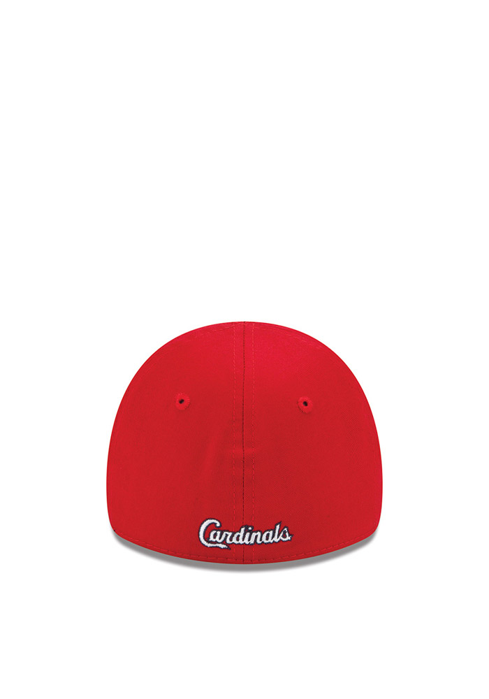 New Era St Louis Cardinals Baby MY 1st 39THIRTY Adjustable Hat - Red - Image 3