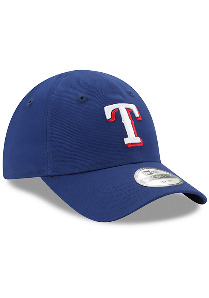 New Era Texas Rangers Baby MY 1st 940 Adjustable Hat - Blue - Image 2