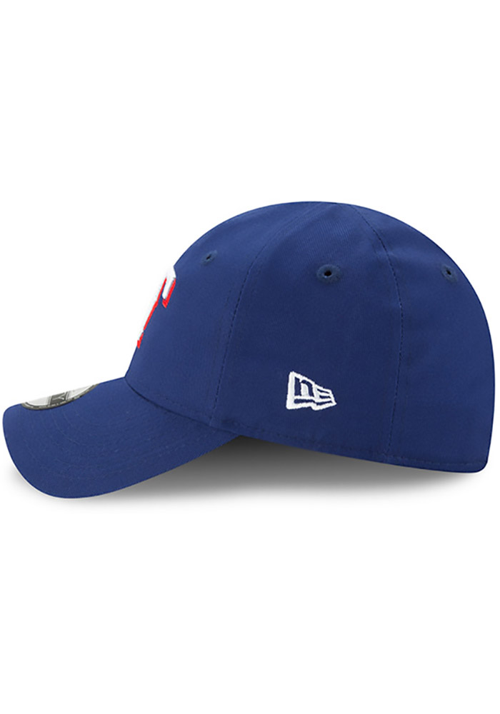 New Era Texas Rangers Baby MY 1st 940 Adjustable Hat - Blue - Image 4