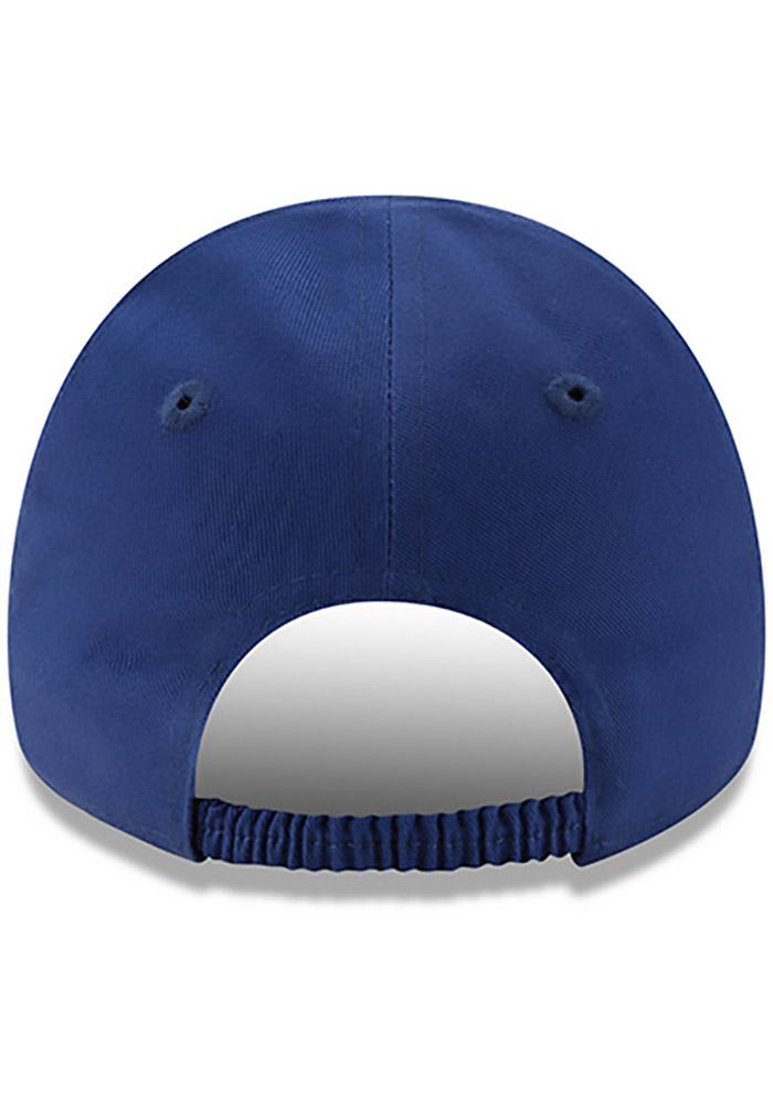 New Era Texas Rangers Baby MY 1st 940 Adjustable Hat - Blue - Image 5