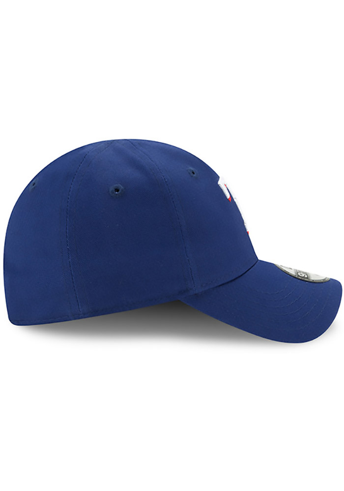 New Era Texas Rangers Baby MY 1st 940 Adjustable Hat - Blue - Image 6