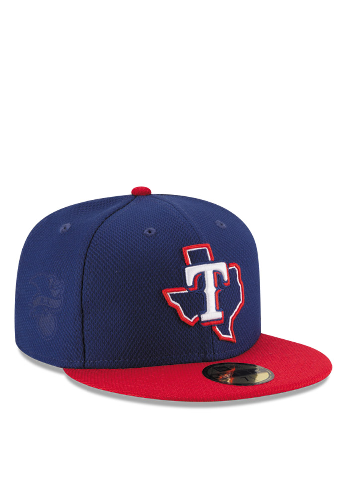 huge selection of 74056 71776 ... inexpensive new era texas rangers mens blue 2016 mlb diamond era 5950  fitted hat e8d41 12119 ...