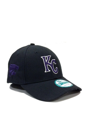New Era Kansas City Royals Mens Blue Co Branded Adjustable Hat