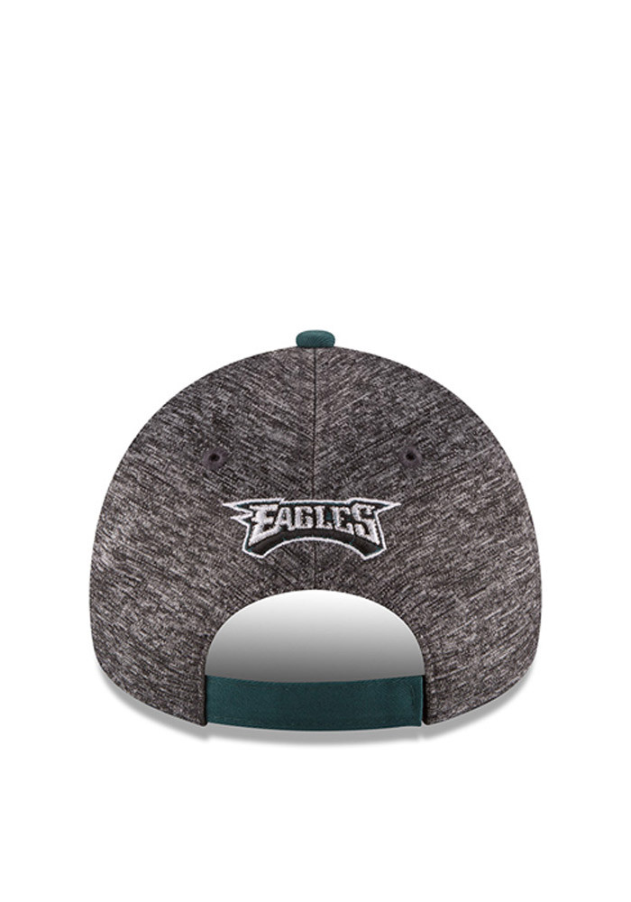 New Era Philadelphia Eagles Midnight Green 2016 Draft W 9FORTY Womens Adjustable Hat - Image 5