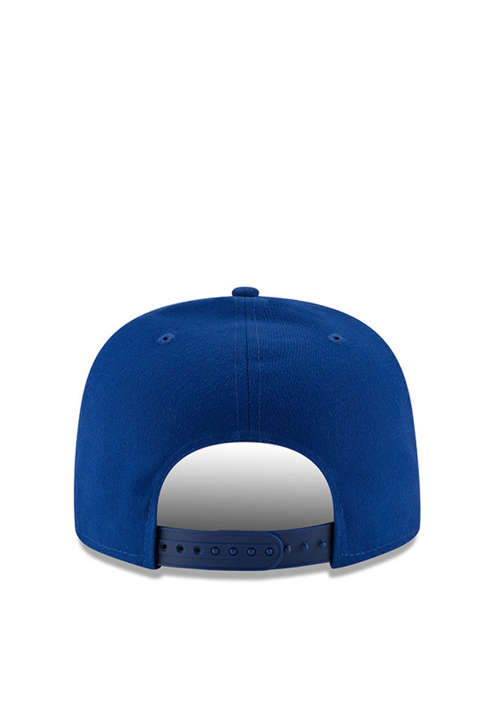 New Era Kansas City Royals Blue Flag Side 95FIFTY Mens Snapback Hat - Image 5