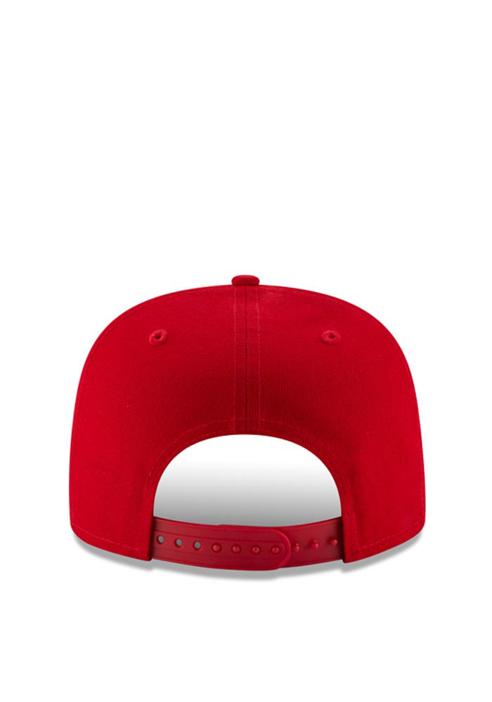 New Era St Louis Cardinals Red Hometown Class 9FIFTY Mens Snapback Hat - Image 3