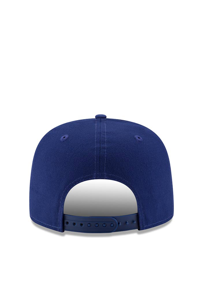 New Era Texas Rangers Blue Hometown Class 9FIFTY Mens Snapback Hat - Image 3