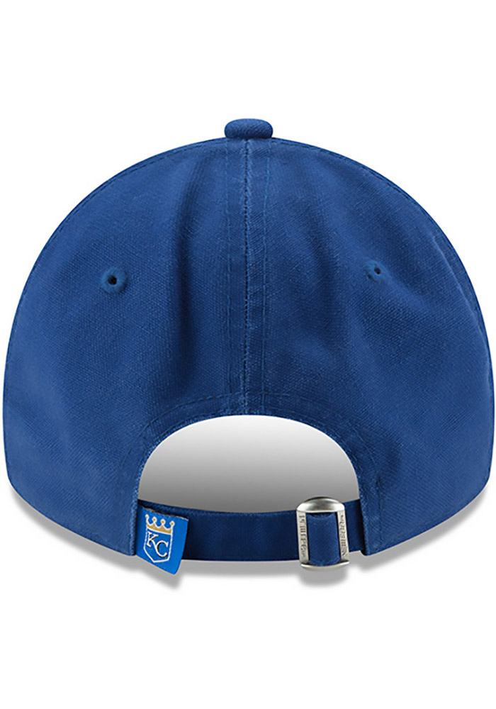 Kansas City Royals Blue Jr Core Classic Primary 9FORTY Youth Adjustable Hat - Image 5