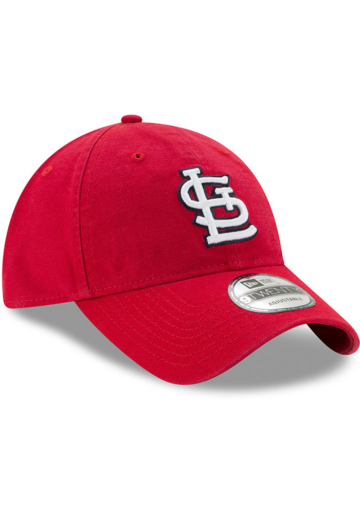 St Louis Cardinals Red Jr Core Classic Primary 9FORTY Youth Adjustable Hat - Image 2