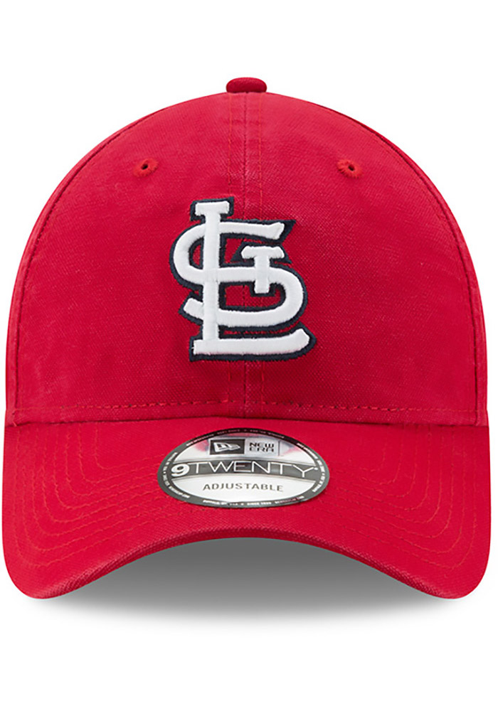 St Louis Cardinals Red Jr Core Classic Primary 9FORTY Youth Adjustable Hat - Image 3