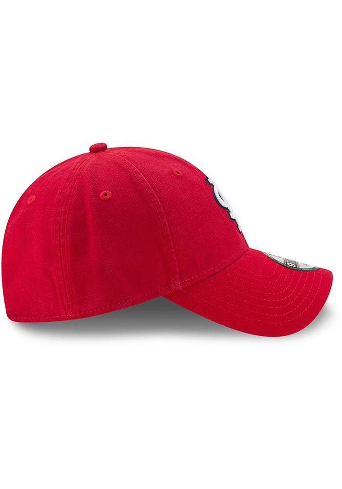 St Louis Cardinals Red Jr Core Classic Primary 9FORTY Youth Adjustable Hat - Image 6