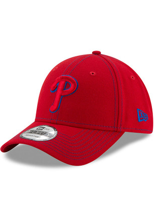 New Era Philadelphia Phillies Red Jr League Classic 9FORTY Kids Adjustable Hat