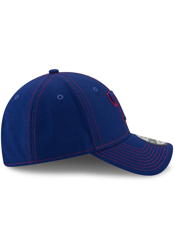 New Era Texas Rangers League Classic 9FORTY Adjustable Hat - Blue - Image 6