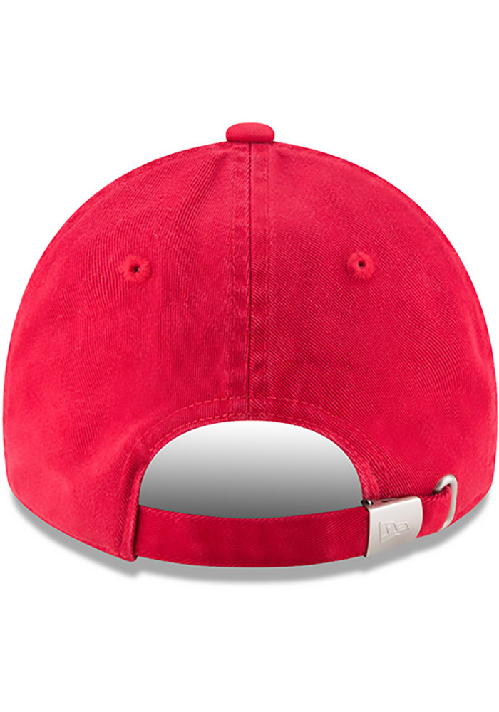 New Era St Louis Cardinals Red Preferred Pick Womens Adjustable Hat - Image 2