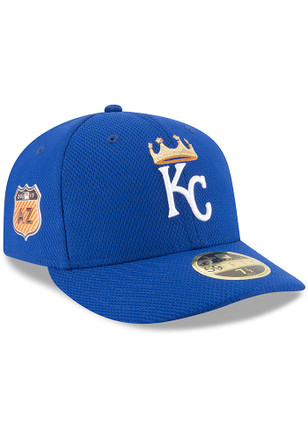 Kansas City Royals New Era Mens Blue 2017 Spring Training LC 59FIFTY Fitted Hat