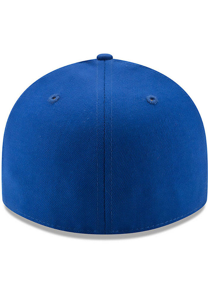 New Era St Louis Stars Mens Blue Dual 59FIFTY Fitted Hat - Image 5