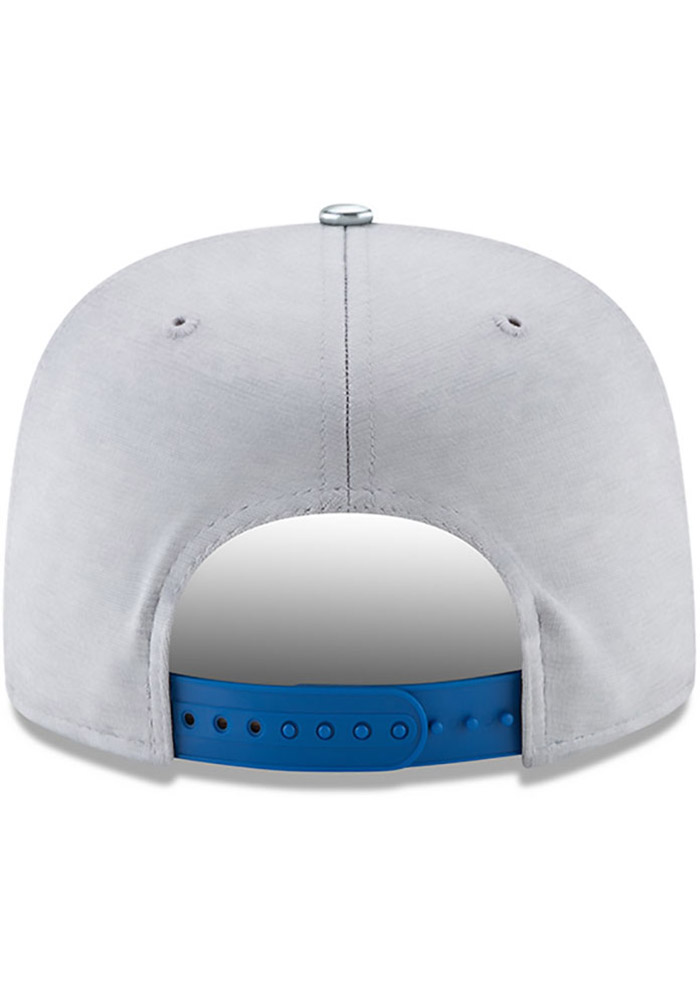 Detroit Lions Grey 2017 On-Stage 9FIFTY Youth Snapback Hat - Image 9