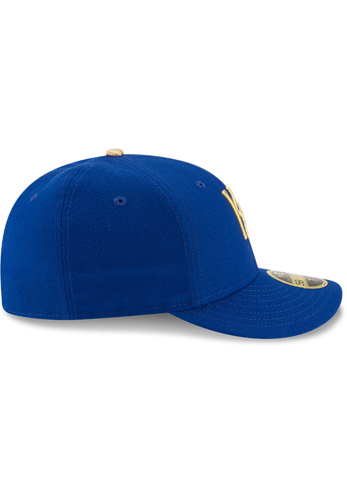 ca66a994bbc New Era Kansas City Royals Mens Blue 2017 Alt AC Low Crown 59FIFTY Fitted  Hat -