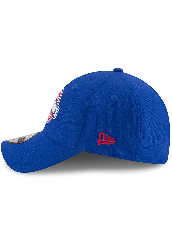 sneakers for cheap 45205 11843 New Era Detroit Pistons The League 9FORTY Adjustable Hat - Blue - Image 4